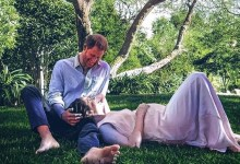 Photo of It's a girl! Prince Harry and Meghan Markle confirm baby's gender