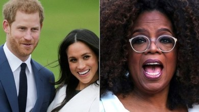 Photo of Meghan Markle blasted as 'completely delusional' by Piers Morgan