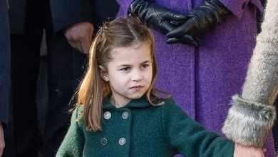 Photo of Маленькая Шарлотта Кембриджская покорила поклонников королевской семьи