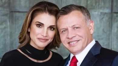 Photo of Королева Иордании Рания поделилась фотографией с мужем в честь дня его рождения