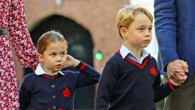 Photo of Принцу Джорджу и принцессе Шарлотте «не разрешают иметь лучших друзей в школе»