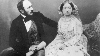 Photo of Отношения королевы Виктории и принца Альберта часто омрачались ссорами