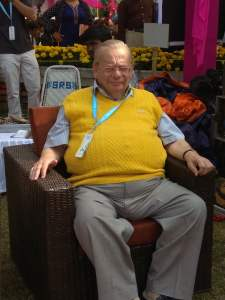 Ruskin Bond 1 225x300 - A day with Ruskin Bond