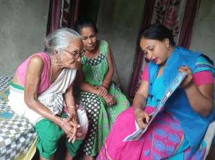 1 1 - 'Aaideur Chora' creates raves among the rural women of Assam in electoral participation