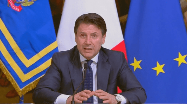 5 Conte - Fact Check: No, It is not the Italian Prime Minister