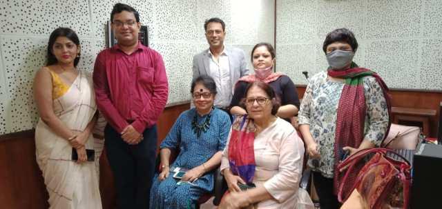 3 - 'Sahaj Path' Through Community Radio