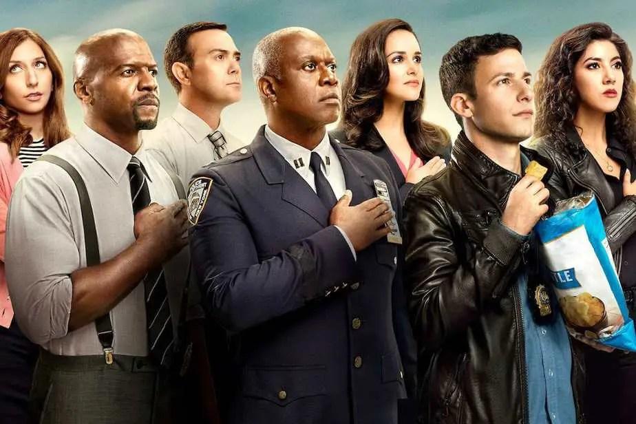 Brooklyn Nine Nine Nine saison 6
