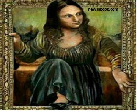 Glamour Shot of Mona Lisa3