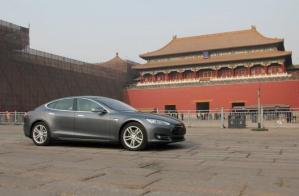 Tesla Model S взломана на китайском конкурсе