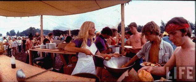 Майда... то есть Вудсток-1969