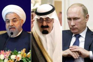 Нефтяная война Саудовской Аравии против Ирана и России