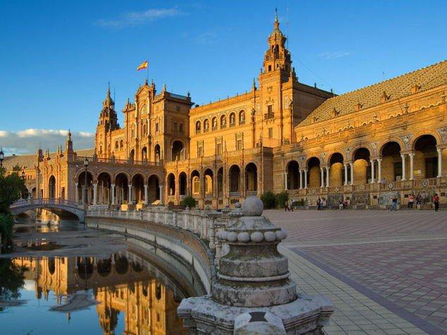 Испания. Часовня Милосердия Божьего