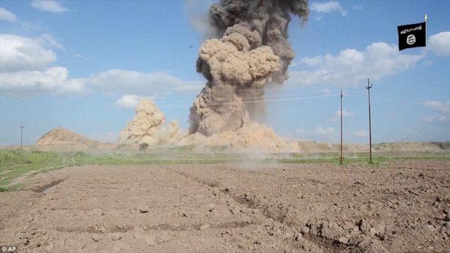 Одна из многих: Это только последнее видео которые могли бы показать исламское государство бойцов уничтожить сайты бесценное наследие