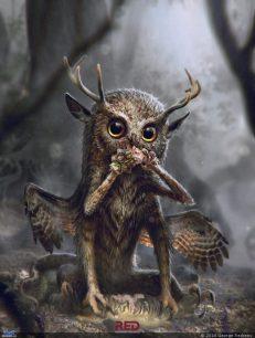 лісовий