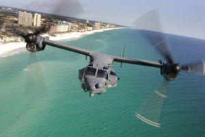 самолет Osprey