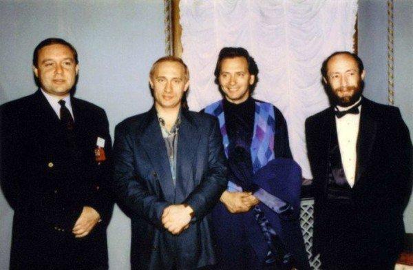 Закат синдиката Путина