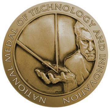 Національна медаль у галузі технологій та інновацій (США).