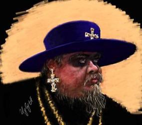 Друг православных байкеров