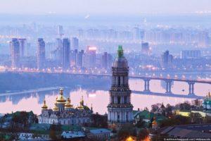 Коротка історія назв регіональних центрів України