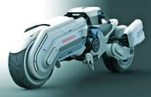 Concept Honda Chopper