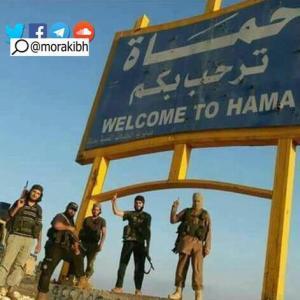 Свободная Сирия перешла в масштабное наступление!