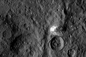 """NASA розширюють формат місії """"Світанок"""" на Церері вдруге"""