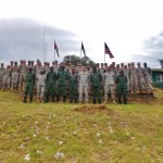 U.S Military cadets complete Guyana training