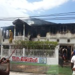 DaSilva's House of Optics gutted by fire
