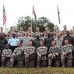 US Military Cadets complete Jungle training in Guyana