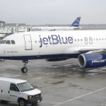Jet Blu forced to abort take off after CAL plane crosses its path at JFK