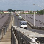 Another woman jumps to death off Demerara Harbour Bridge