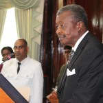 Dr. Barton Scotland elected unopposed as new Speaker; Deputy Speaker to come from PPP