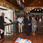 Guyana seeks British help over Venezuela's decree