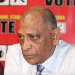 """Very very sick"" Ramsammy pulls out of PPP's parliamentary list"