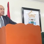 No adjustments to be made to Ministers and MPs salaries at this time  -Trotman