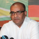 """Jagdeo calls Budget 2015 """"lengthy"""" and """"underwhelming"""""""