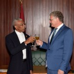 Guyana and EU recommit to strengthening ties