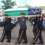 Guyanese born NYPD Officer laid to rest in native land