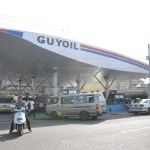 Government announces further reduction in gas and diesel prices at Guyoil