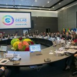 President in Ecuador attending CELAC Heads of Government Meeting