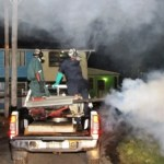 Public Health Ministry begins fogging to fight vector borne diseases