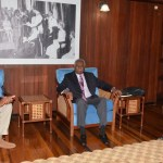President meets with new Guyana High Commissioners to Canada and the UK
