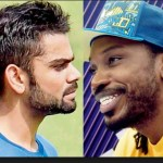 Gayle, Kohli set up Clash of the Titans T20 semi-final