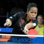 National Table Tennis Player earns Brazilian club scholarship