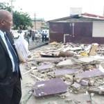 City Hall ignores Court proceedings and demolishes Stabroek hangout shop