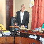 President urges City Council to work in unity and with transparency for a better capital city