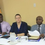 Greenidge condemns high cost for sending remittances and announces plans to seek reductions