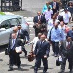 """PPP Parliamentarians stand by Jagdeo's """"race baiting"""" NY statements"""