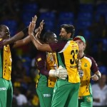 Guyana Amazon Warriors book place in CPL T20 Finals