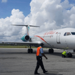 Suriname's Fly Allways begins Guyana schedule service with flights to Barbados and Suriname